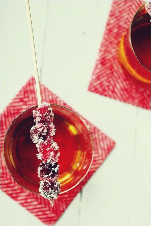 15 köstlich festliche feriencocktails  cocktail rezepte