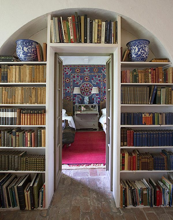 A Vicarious Visit to Camilla Guinness' Arniano Home