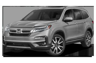 Suvs Latest Models Pricing Mpg And Ratings Cars Com Honda Pilot Suv Honda