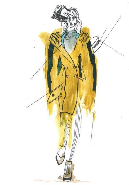 Photo of Fashion Design Student Illustrations 38+  Ideas