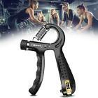 Adjustable 5-60Kg Forearm Exerciser Heavy Grip Hand Gripper Strength Training #Fitness