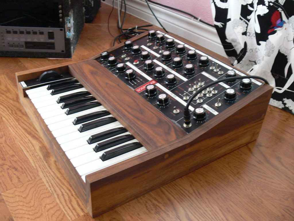 Synthesizer | Synthesizers | Music instruments, Piano