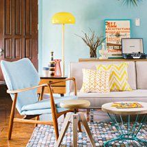 Give your family room a fresh look at Real Living Philippines
