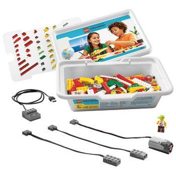 WeDo Construction Set, 9580 The LEGO® Education WeDo Construction ...