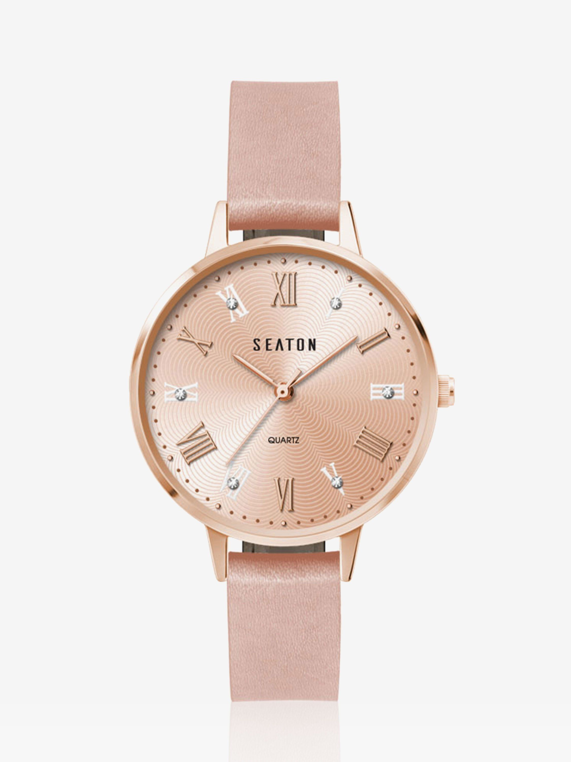 Rose gold watch. Rose gold band 3a37e84b3a23