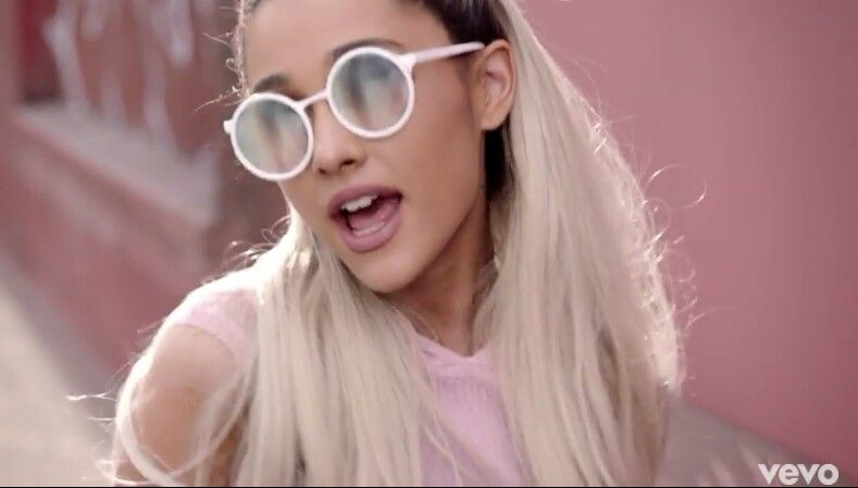 @arianagrande our pretty baby