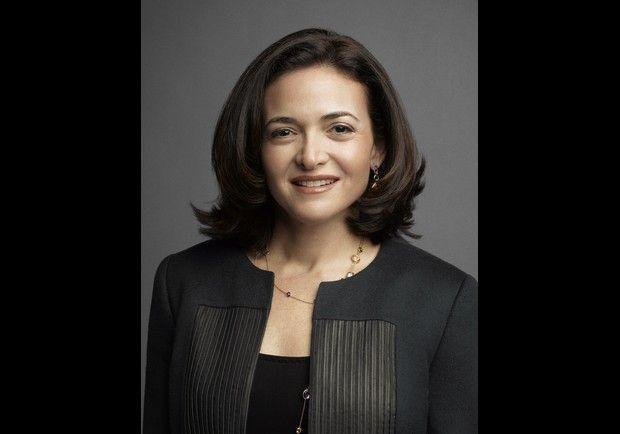 No  4: Sheryl Sandberg | Powerful Moms | Powerful women