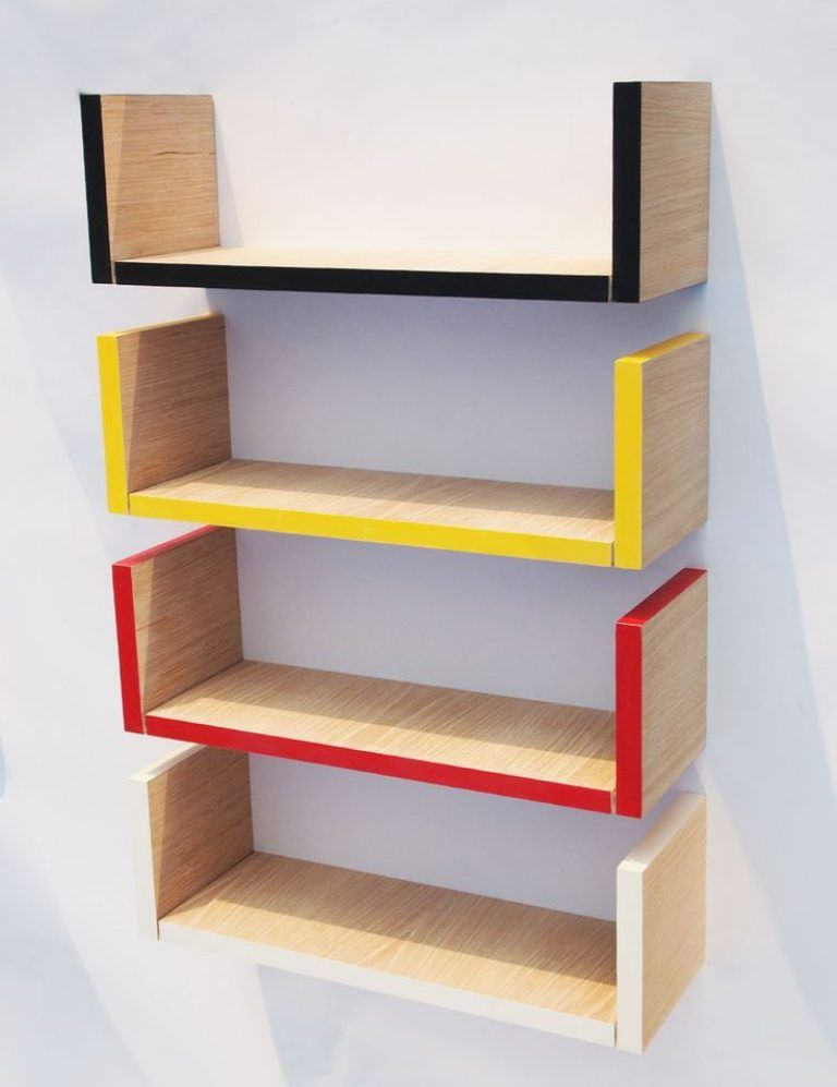 Appealing Hanging Bookshelf 50 Awesome Diy Wall Shelves For Your