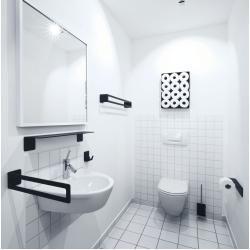 Photo of Radius Puro Ersatzrollenhalter als Wandregal Radius Design