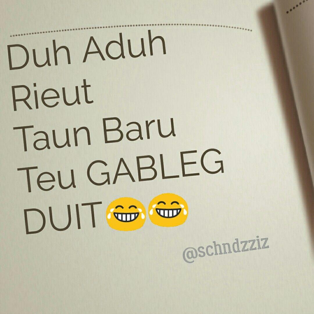Kumpulan Kata Lucu Bahasa Sunda Ucapan Tahun Baru 2020 2021 2022