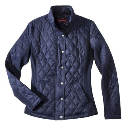Merona 174 Women S Quilted Puffer Jacket Assorted Colors