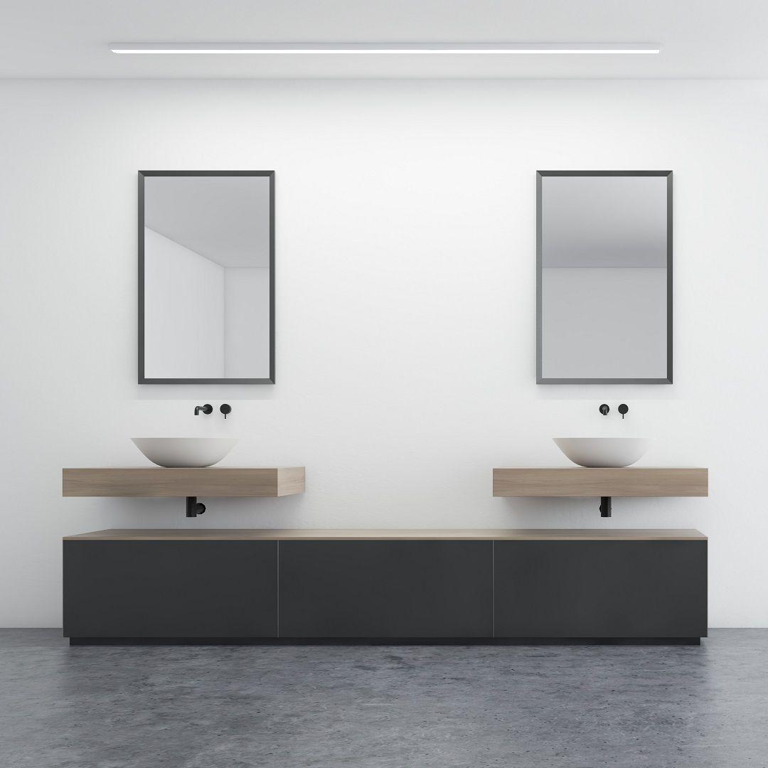 Inspiration Bad Schrankwerk De In 2020 Badezimmer Innenausstattung Badezimmer Waschbecken Bad