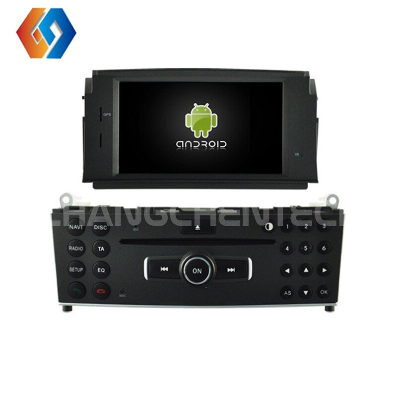 Mercedes-BENZ C CLASS W204 WiFi Bluetooth Cam 10 | Dedicated