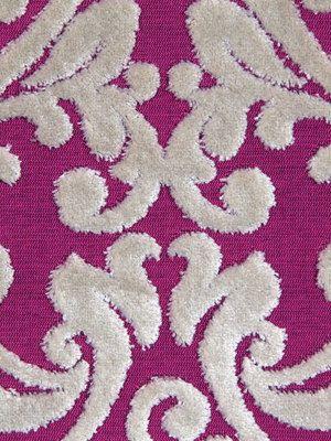 Velvet Damask Fabric Damask Upholstery Velvet By Popdecorfabrics