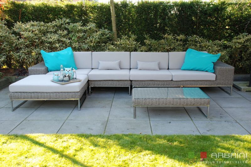 Loungeset #design #tuinset https: www.arbrini.nl loungeset wicker