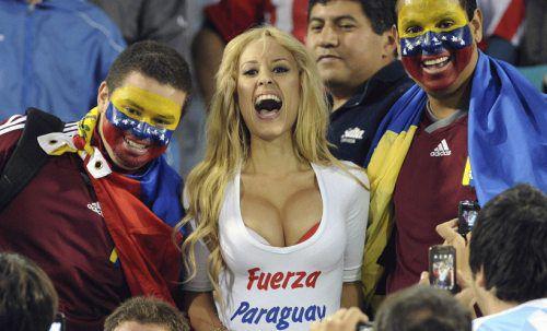 Busty Sports Fans