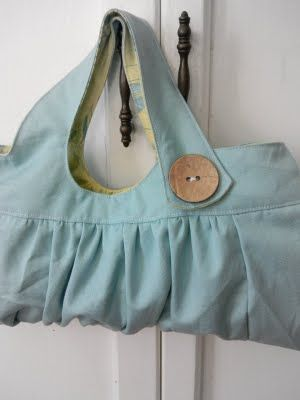 For when I need yet another bag - a little one. ;)