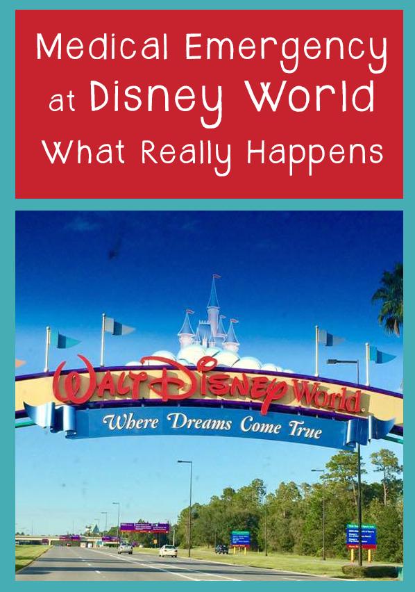 Sick At Disney Disney World First Aid To The Rescue Walt Disney
