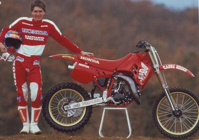 BayleLegendary Rc125m Michel Motorcycle 1988 – Jean Racers wP8nO0k