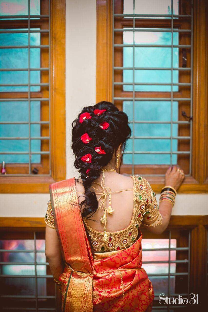 20023924 1635854939772762 5370597544838855608 O Jpg 853 1 280 Pixels South Indian Bride Hairstyle South Indian Hairstyle Indian Bride Hairstyle