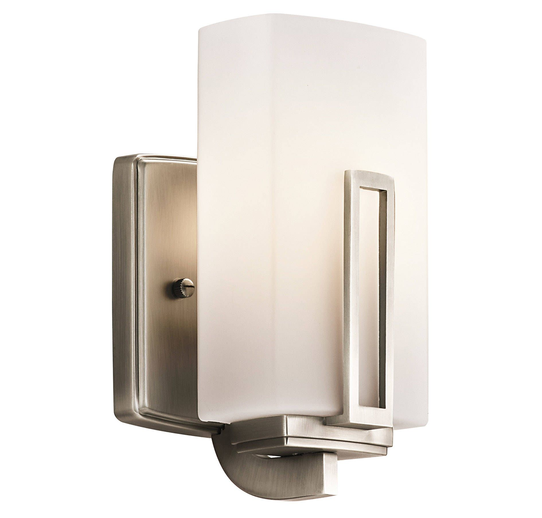Bathroom Lights Leeds kichler 45224ap leeds wall sconce in antique pewter in wall lights