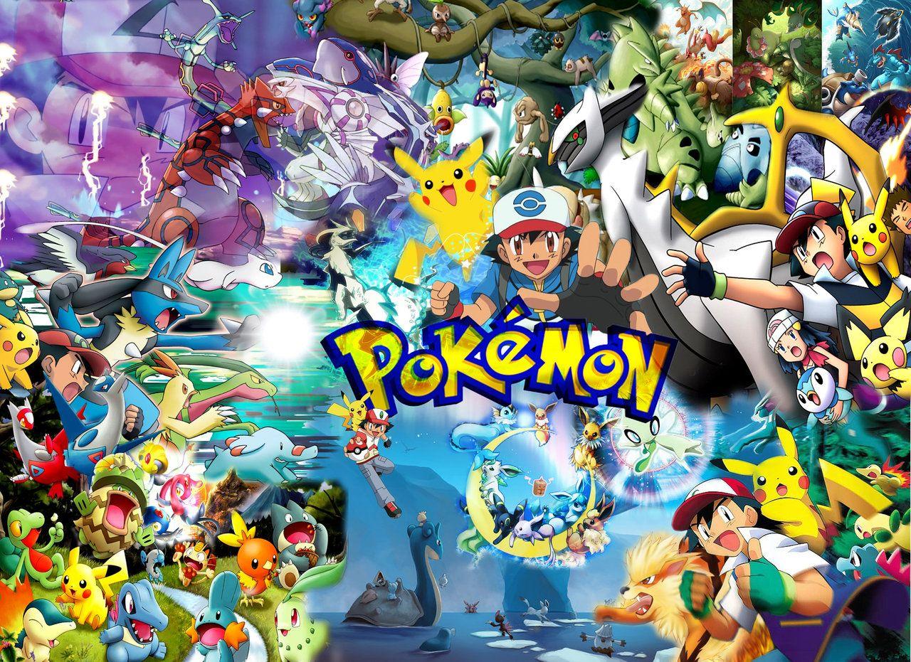 Pokemon Reportaje Origen Del Universo Pok 233 Mon Pokemon