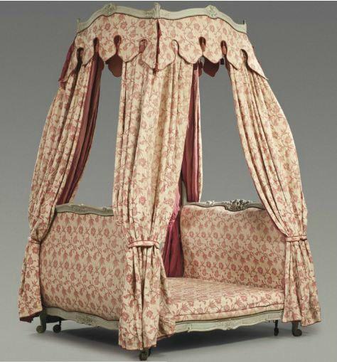 lit louis xv la polonaise c christie 39 s chambre de madame pinterest louis xv. Black Bedroom Furniture Sets. Home Design Ideas