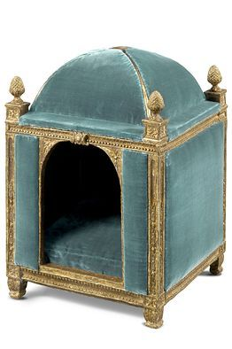 18th century french dog house a thought to the furry for The dog house charlotte nc