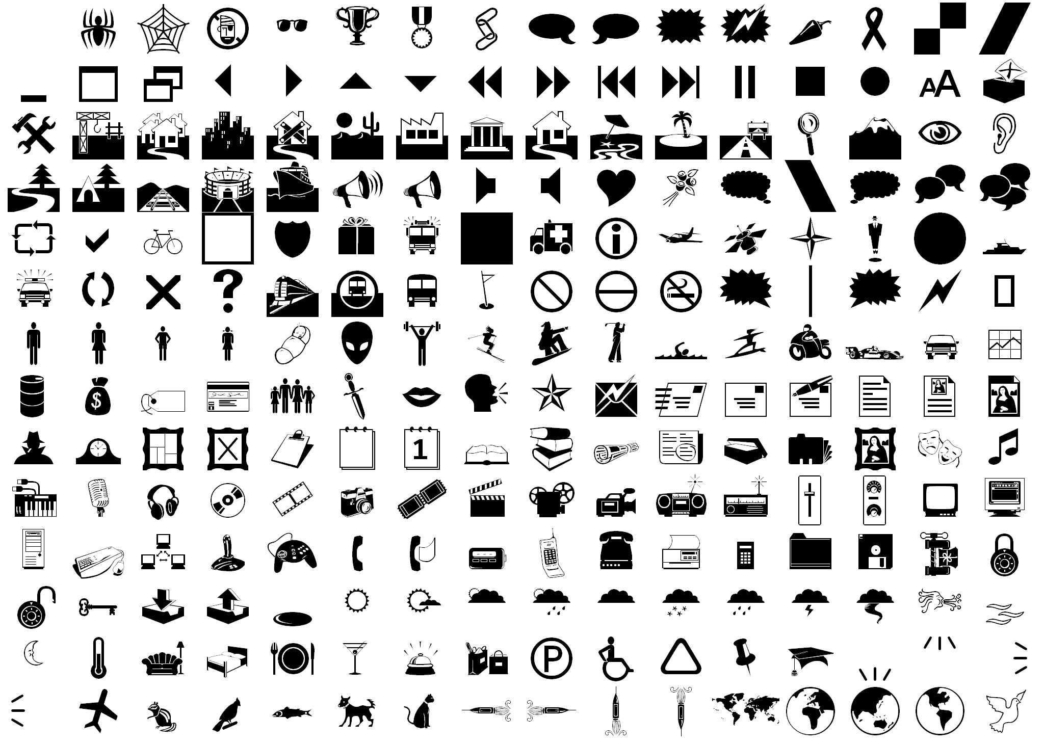 Wingdings Font Installeren  Google Zoeken  Computerstuff