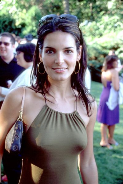 Angie harmon nude getting banged life