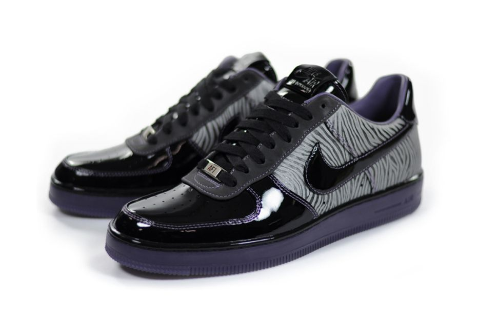Nike Air Force One High Men Black Patent Leather | Nike free