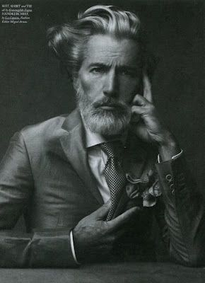 Aiden Shaw by Giampaolo Sgura for Hercules Magazine SS12