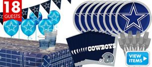 Dallas Cowboys Super Party Kit  e1c4052f9