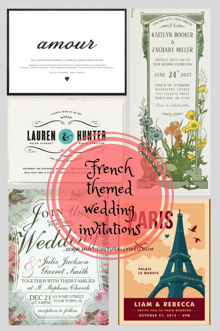 Plan a Bilingual Wedding Guests (and You) Will Love | Themed ...