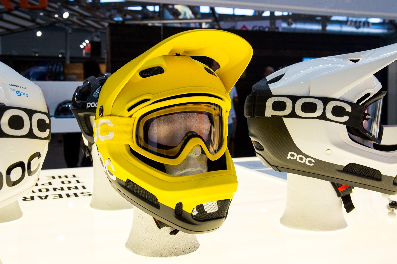 Eurobike 2018 POC 2019 Neue Bekleidung, Helme und