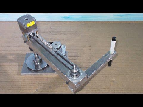 3D Printer Technology and Innovation | Desktop cnc, Robotic arm diy, Diy robot