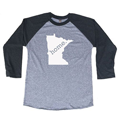 The ABC Minnesota Raglan fV9TbY