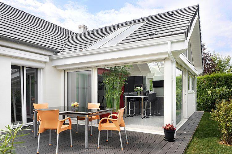 jana pinterest extension bois v randas et veranda bois. Black Bedroom Furniture Sets. Home Design Ideas