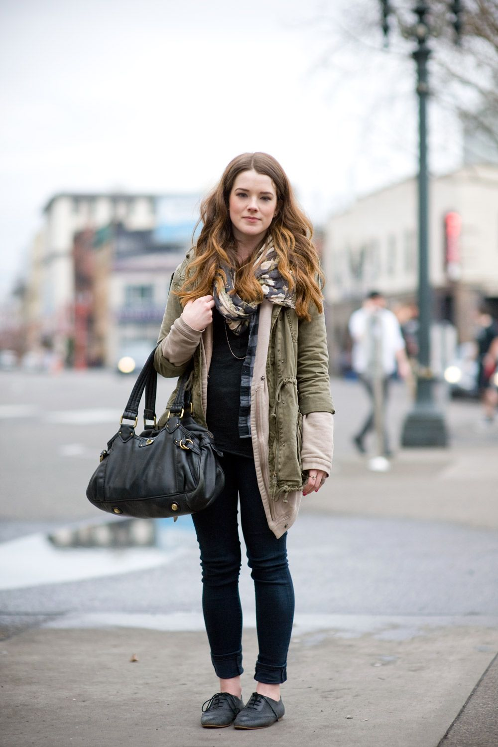 Urban Weeds Street Style From Portland Oregon I Want To