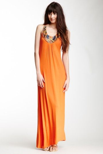 Romeo & Juliet Couture Maxi Dress on HauteLook
