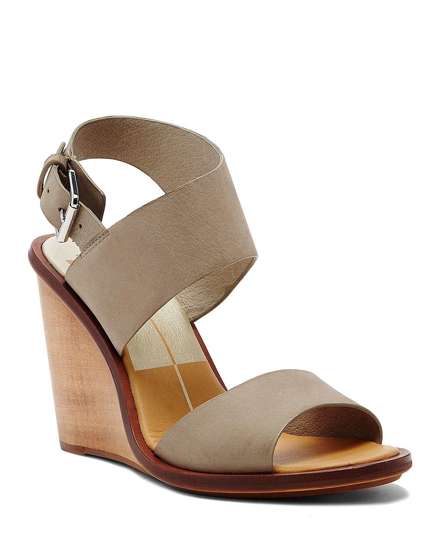 fe48e369405 Dolce Vita Platform Wedge Sandals - Jodi