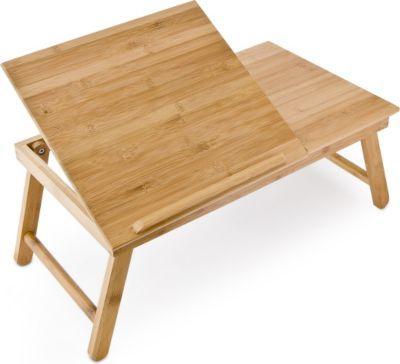Relaxdays Bambus Betttablett Mit Leseklappe Jetzt Bestellen Unter Https Moebel Ladendirekt De Kueche Und Esszimmer Tische Esstis Laptoptisch Betttisch Tisch