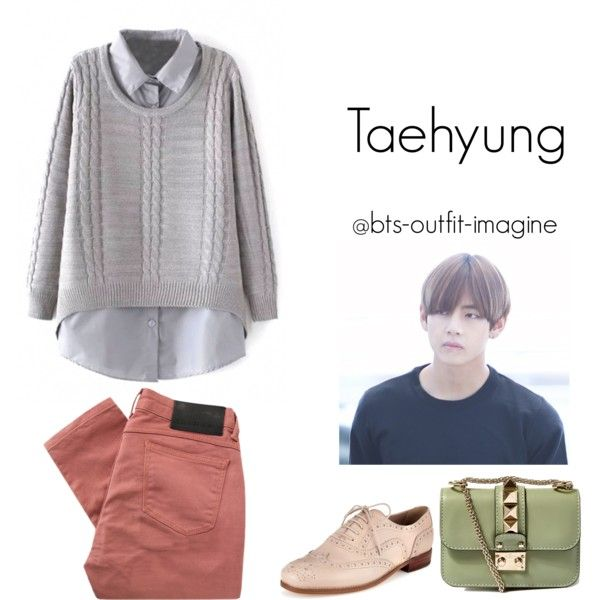 Meeting his parents (Jimin) | cute outfits | Fashion, Bts inspired