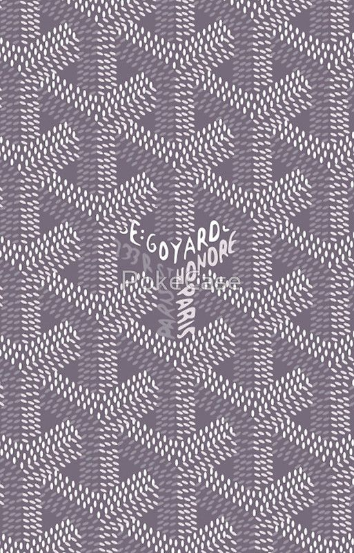 Grey Goyard Inspire Hypebeast Wallpaper Iphone Wallpaper Iphone Background