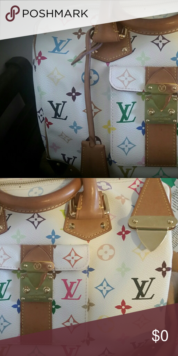 I'm Drooling? Over a bag? MY bag? I have enough LVs (my favorite one pictured) that I cannot justify buying more.  I LOVE LV's- have forever.  Hence, looking for a black one to match so my white Louis isn't lonely ;-).   I could go spend another $3000 on a new one, but why?  I already have a loved collection.  Some people are so lost in their own lies and drama that they ASSUME others are as well. Bags