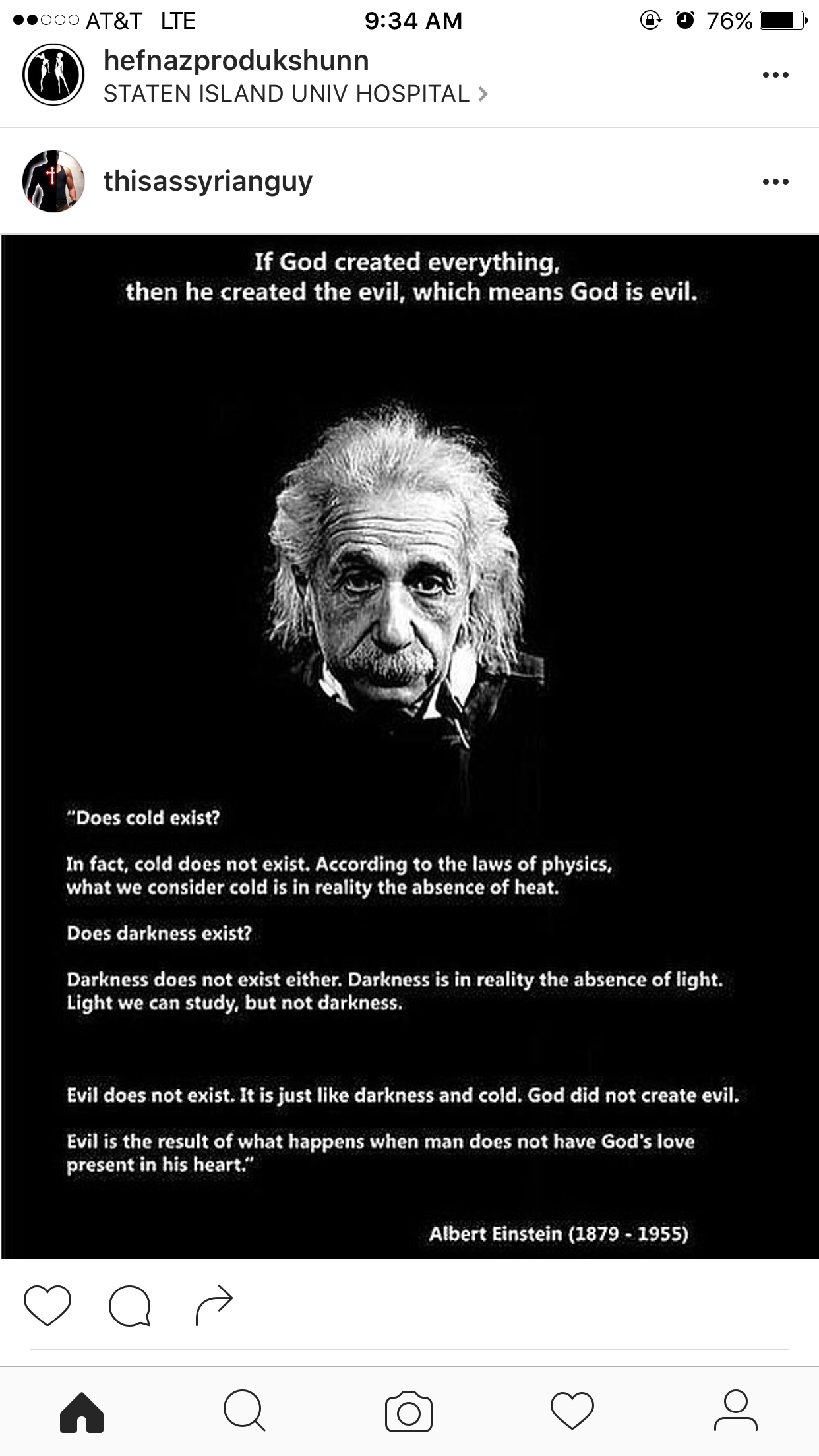 Pin By Tabitha Wilcox On Say It Out Loud Einstein Science Quotes Funny Albert Einstein Quotes