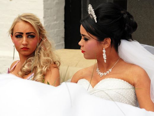 Big Fat Gypsy Weddings - Pictures - Luck of the Irish - Channel 4