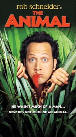 The Animal The Movie Starring Rob Schneider Laughed So Hard I