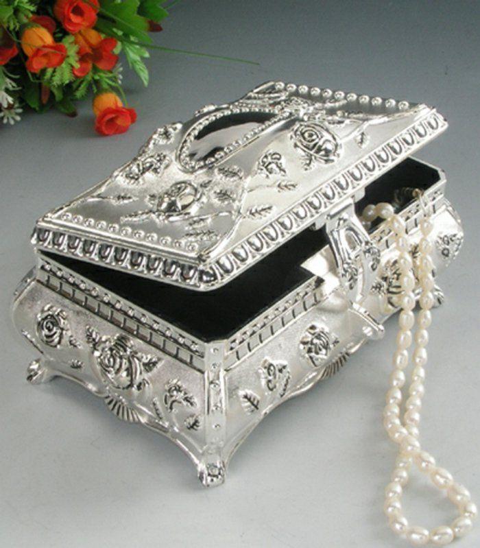 boites à bijoux vintage