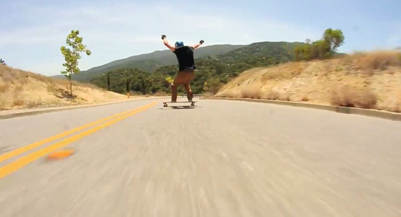 Fast and Dangerous Skateboarding with Eric Jensen
